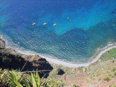 Cabo Girão on Madeira
