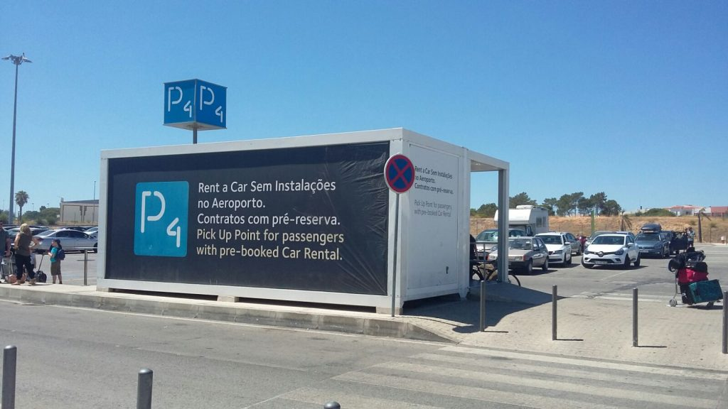 Economy Car Hire Faro Airport