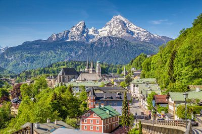 German Alpine Road: Visit the Eagle's Nest in Berchtesgaden