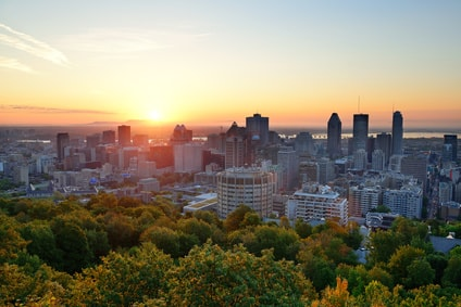 East Canadian road trip: Montreal