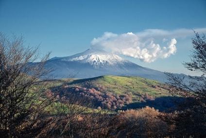 Volcano climbing in Sicily: Mount Etna