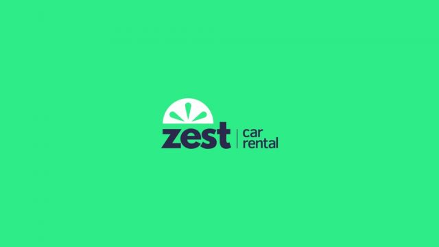 Zest Car Rental Logo
