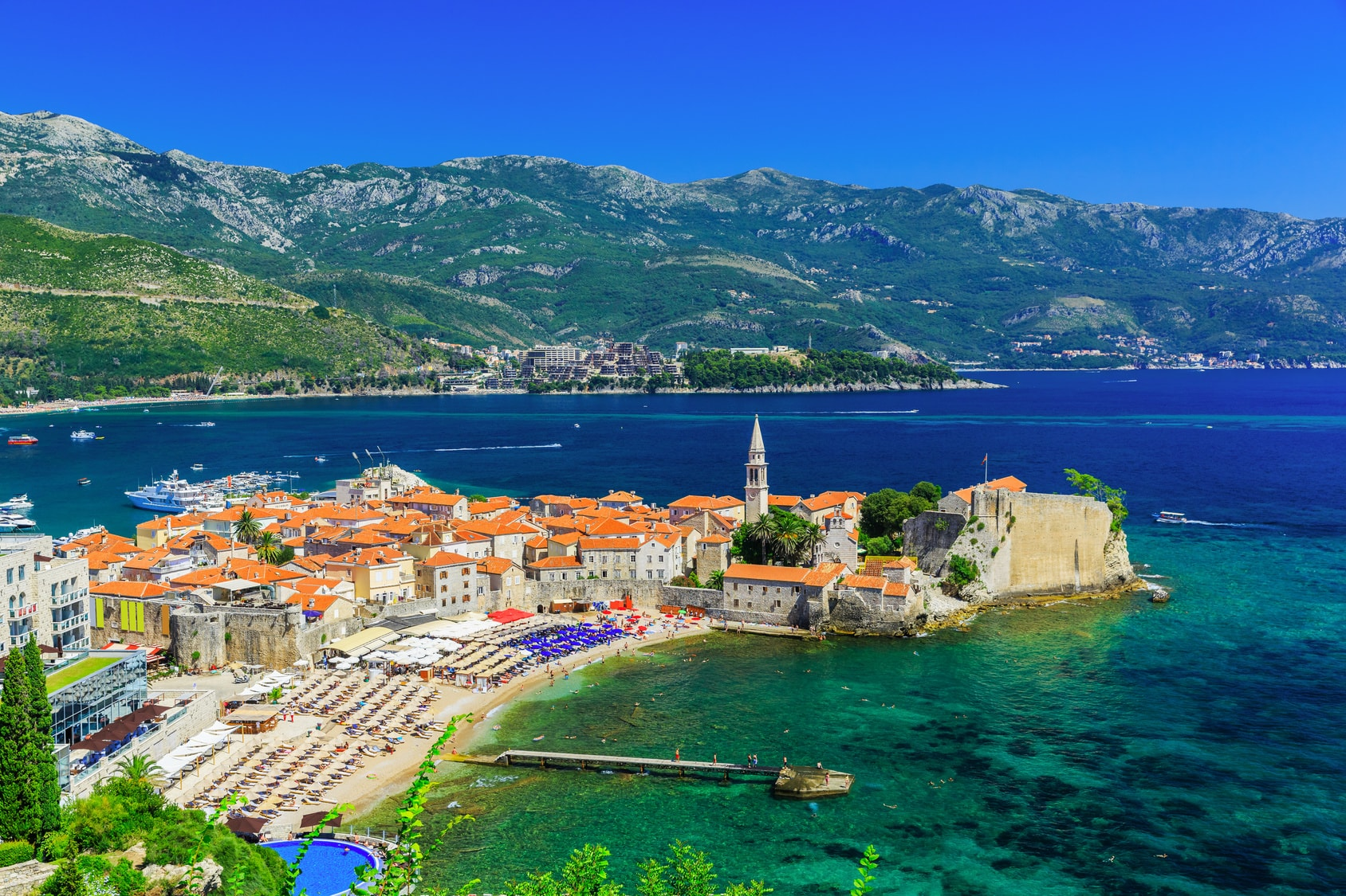 Image result for montenegro coast