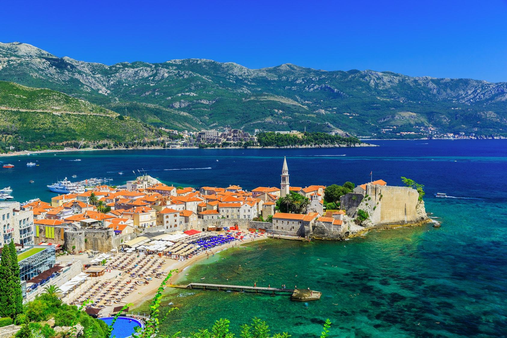 Image result for montenegro coast