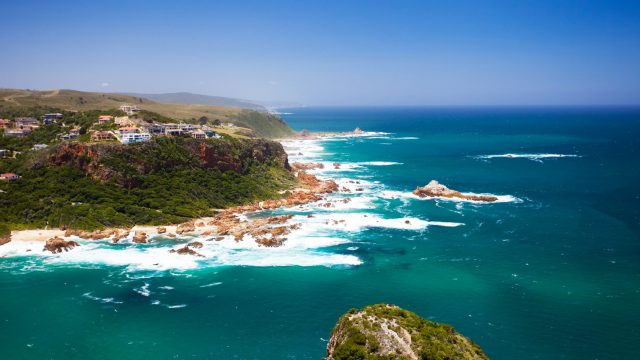 Touring the South Africa Garden Route- Knysna