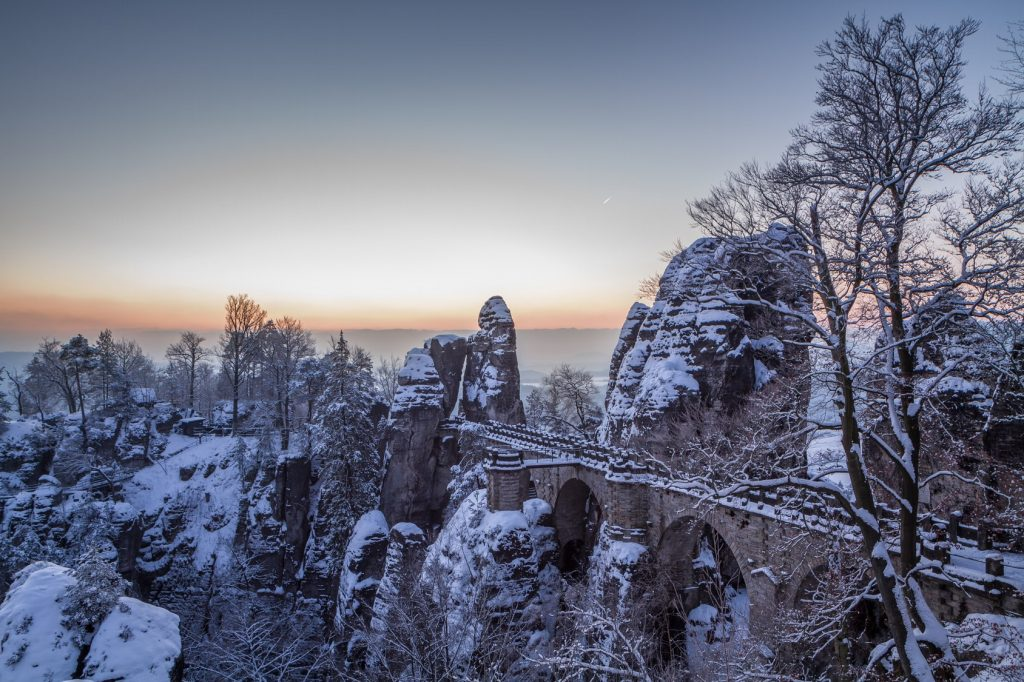 Winter Hiking In The Czech Republic Exploring The Four