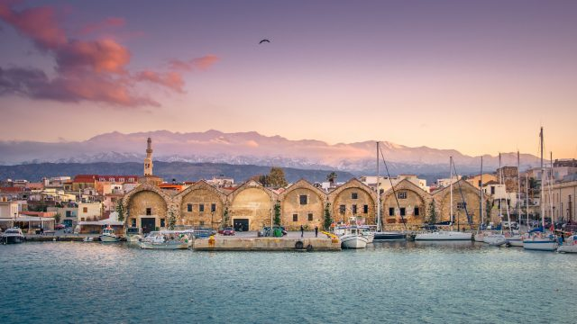 Greek Islands- Chania