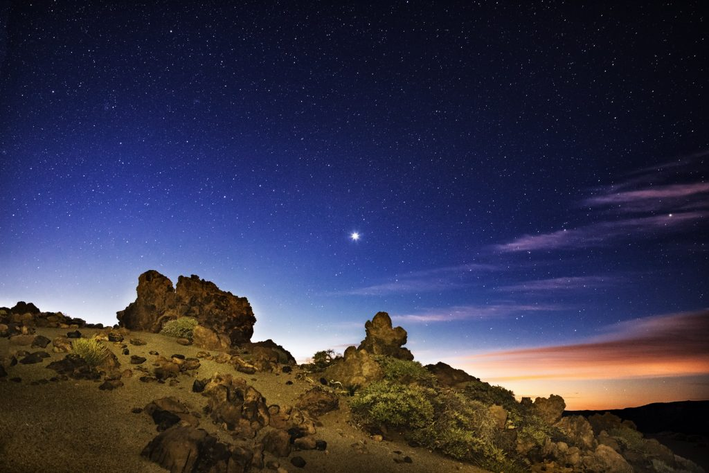 Stargazing around the world- Mount Teide, Tenerife