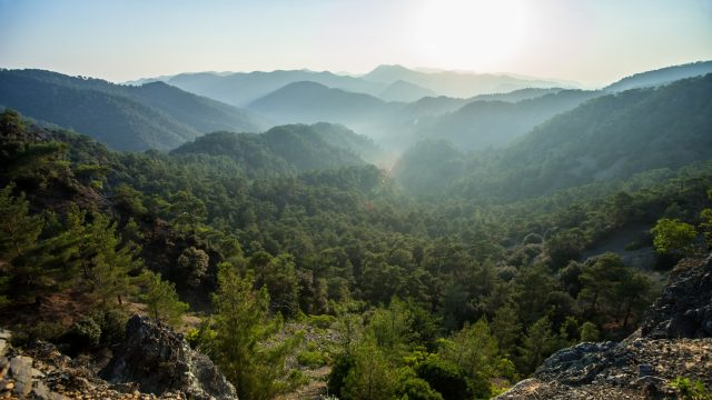 Exploring the Troodos Mountains, Cyprus