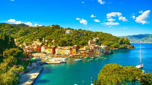 North Italy Road Trip: Portofino