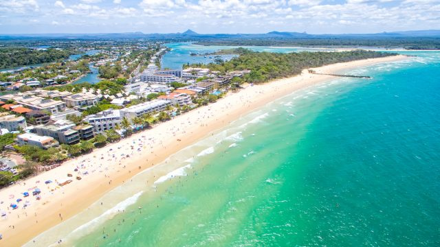 Exploring Australia's Sunshine Coast- Noosa National Park