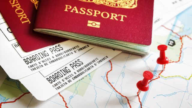 Is it safe to travel? Passports