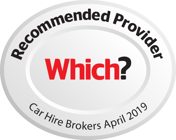 We're the Which? Recommended Car Hire Broker  Again  | On